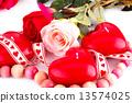 蜡烛 项链 玫瑰 13574025