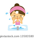 face washing wash 13583580
