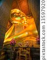 thailand, gold, buddhism 13597920