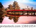 Matsumoto Castle, Japan. 13601054