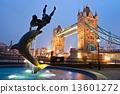 Tower Bridge, London, UK 13601272