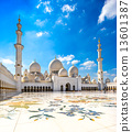 Sheikh Zayed Mosque, Abu Dhabi, United Arab Emirates 13601387