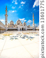 Sheikh Zayed Mosque, Abu Dhabi, United Arab Emirates 13601775