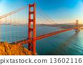 Golden Gate, San Francisco, California, USA. 13602116