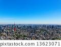 特大城市 城市景觀 城鎮 13623071