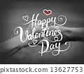 Valentines day vector 13627753