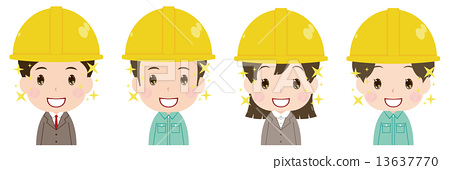 Worker face set expectation 13637770