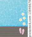 pool, pools, vector 13646678