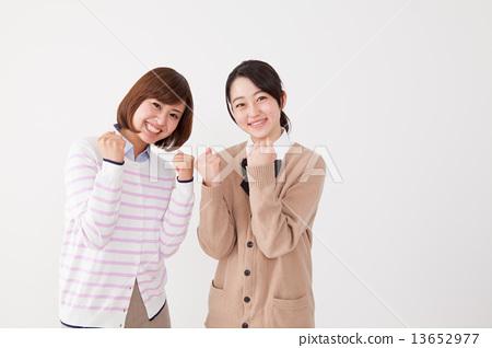 여고생, 여자 고등학생, 과외 선생 13652977