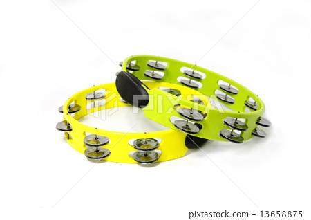 tambourine 13658875