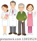 helper, the aged, old men 13659524