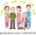 helper, elder, elderly 13659526