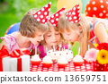 birthday cake sitting 13659751