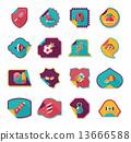 sticker, background, banner 13666588