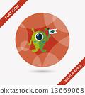 影子 外星人 空間 13669068