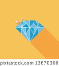 鑽石 影子 ICON 13670306