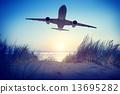 飞机 户外 室外 13695282