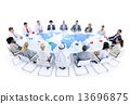 Global Business Meeting 13696875