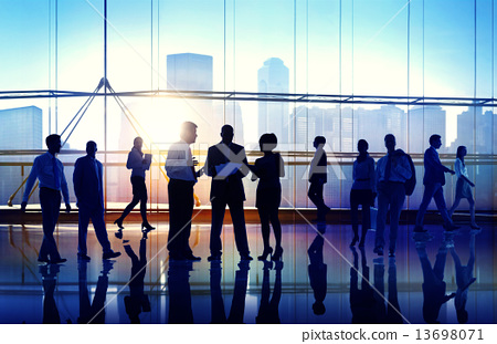 Stock Photo: Business People Collaboration Team Teamwork Peofessional Concept