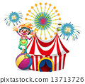 clown tent circus 13713726