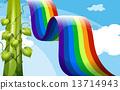 身材高的 高大的 彩虹 13714943