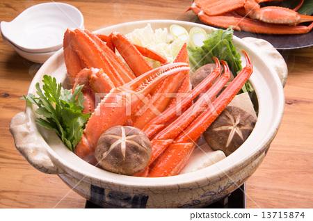 蟹鍋(雪蟹) 13715874