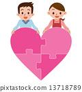 愛的情侶 13718789