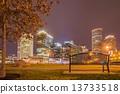 boston, harbor, financial 13733518