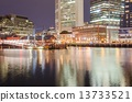 harbor, boston, financial 13733521