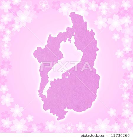 Shiga Prefecture Map 13736266