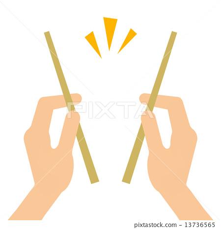 Chopsticks 13736565