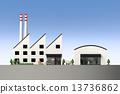 工廠 倉庫 儲藏庫 13736862
