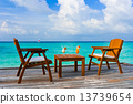 table, two, cocktail 13739654