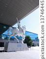 斯福爾扎騎馬雕像 13746445