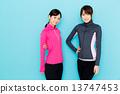 sportswear, sportswoman, sports 13747453