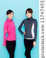 sportswear, sportswoman, sports 13747455