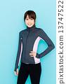 sportswear, sportswoman, sports 13747522