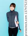 sportswear, sportswoman, sports 13747523