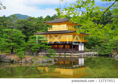 Temple of the Golden Pavilion 13757051