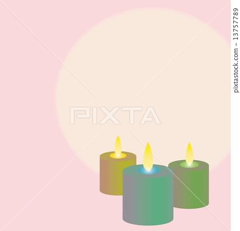 Candle 13757789