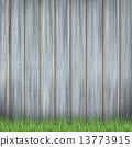 녹색, 봄, 잔디 13773915