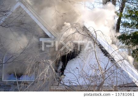 House Fire 13781061