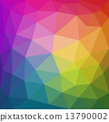 geometric, mosaic, background 13790002