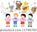 chorus, concert, music 13796760