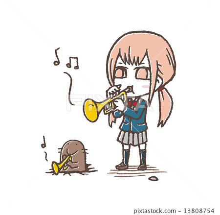 trumpet 13808754