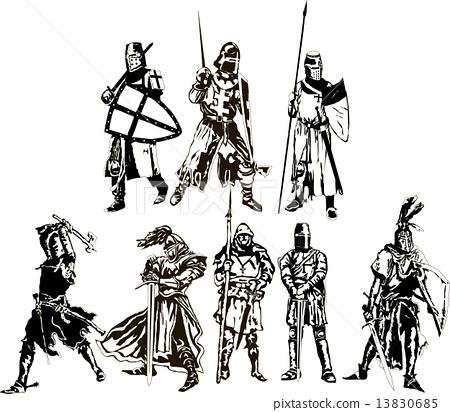 Knights 13830685