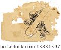 snowboarder 13831597
