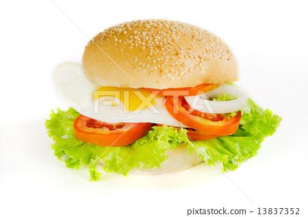 fast food 13837352