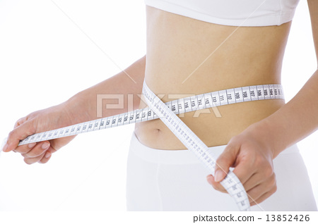 measuring tape, diet, dieting 13852426