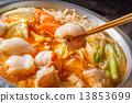 魚內臟火鍋 冬 筷子 13853699